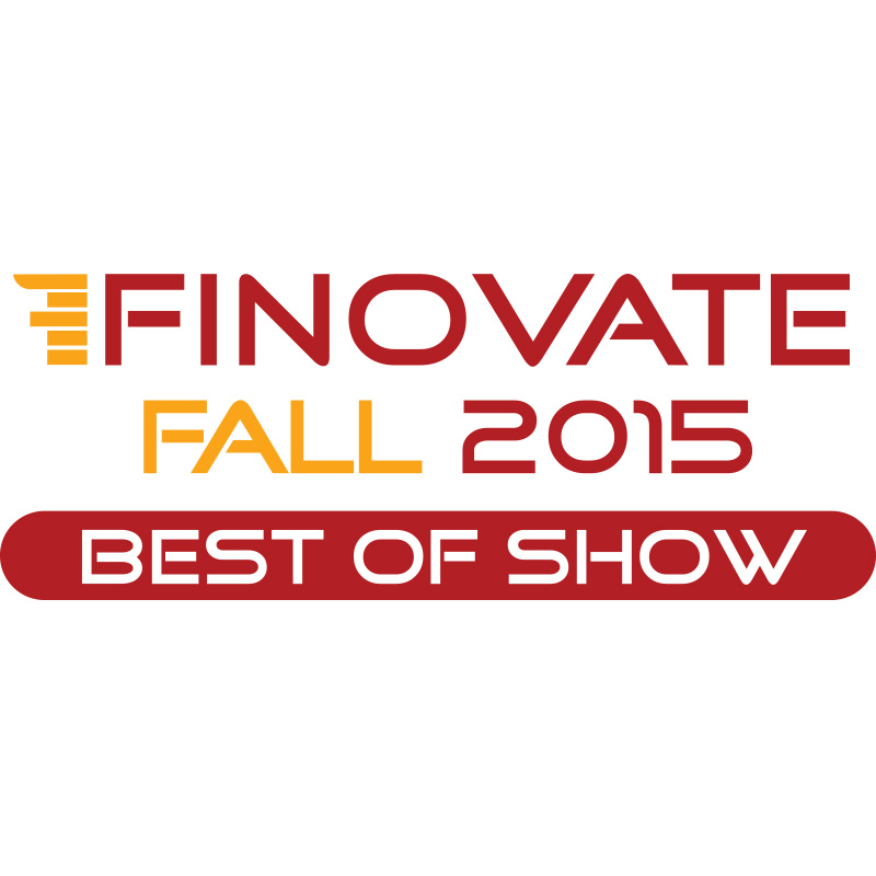 Finovate Fall 2015 - Best Of Show Winners!